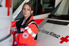 Rettungssanitäterin  Ich will aktiv Helfen - Ortsverein Aidlingen